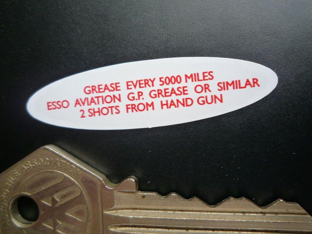SMITHS Sppedo Drive oval sticker suitable for Triumph, Norton, BSA etc. 2