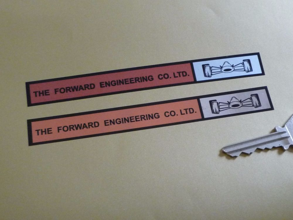Forward Engineering