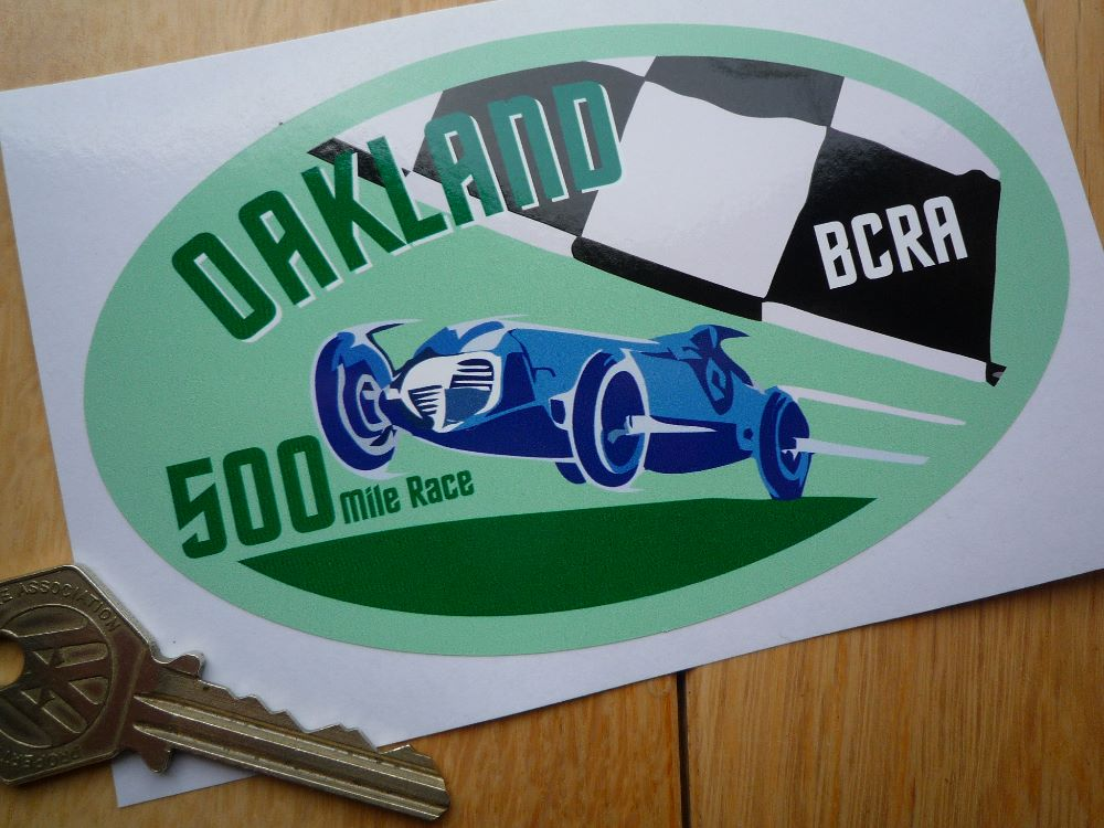 Oakland Speedway