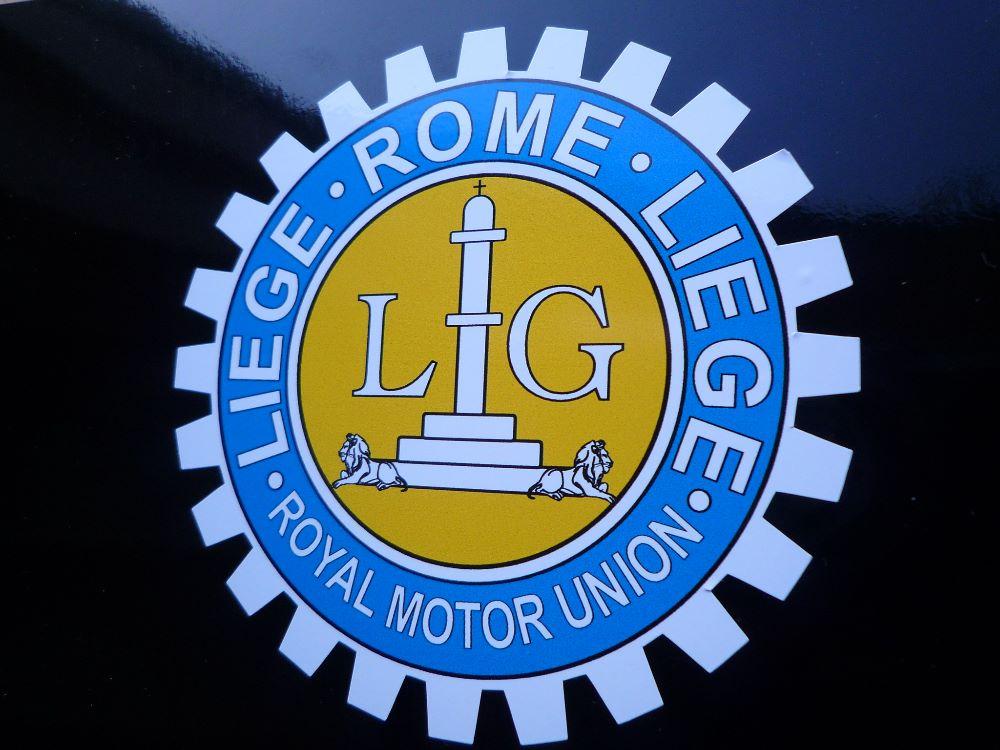 Liege Rome Liege