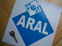 "Aral German Petrol Gas Fuel Sticker. BMW CSL 20-02 Turbo. 10"" or 12""."