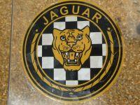 Jaguar Growler Facestick Window Sticker. 60mm or 100mm.