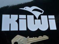 Kiwi Helmets Cut Vinyl Sticker. 4