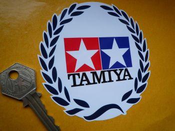 "Tamiya Garland Style Sticker. 3.5"" or 6""."