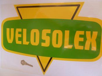 """Velosolex Large Sticker. 18""""."""