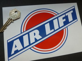 "Air Lift Sticker. 7""."