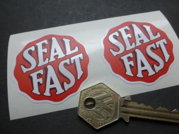 "Bowes Seal Fast Stickers. 2"" Pair ."