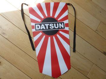 Datsun Hinomaru Flag Pennant