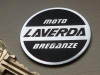 Laverda Laser Cut Self Adhesive Bike Badge - Various Sizes