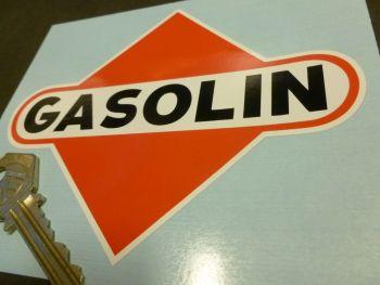 "Gasolin Style Sticker. 5""."