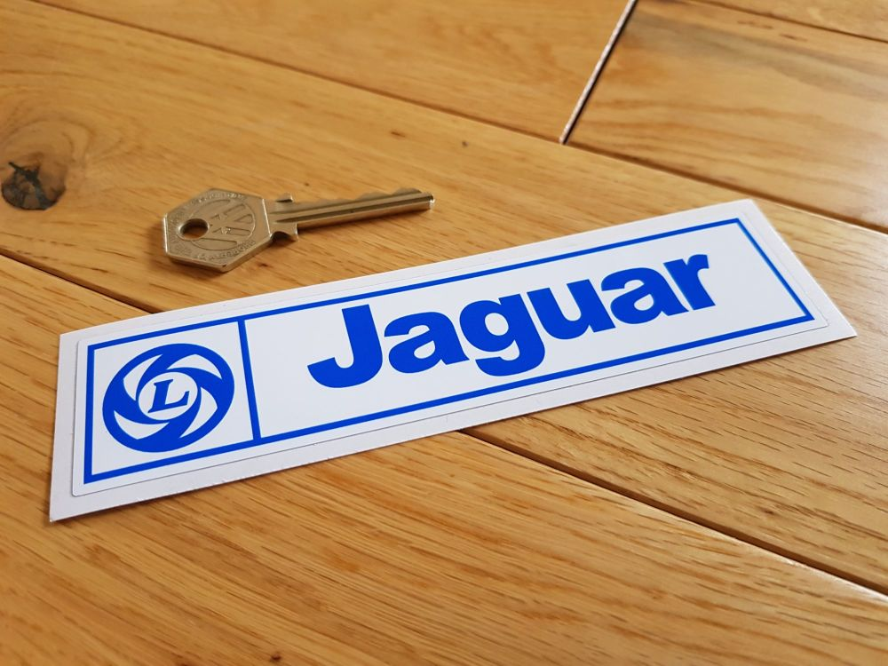 Jaguar British Leyland Sticker 6
