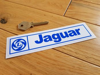 Jaguar British Leyland Sticker 6""