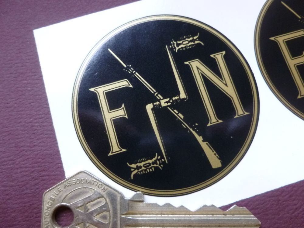 FN  Fabrique Nationale de Herstal stickers