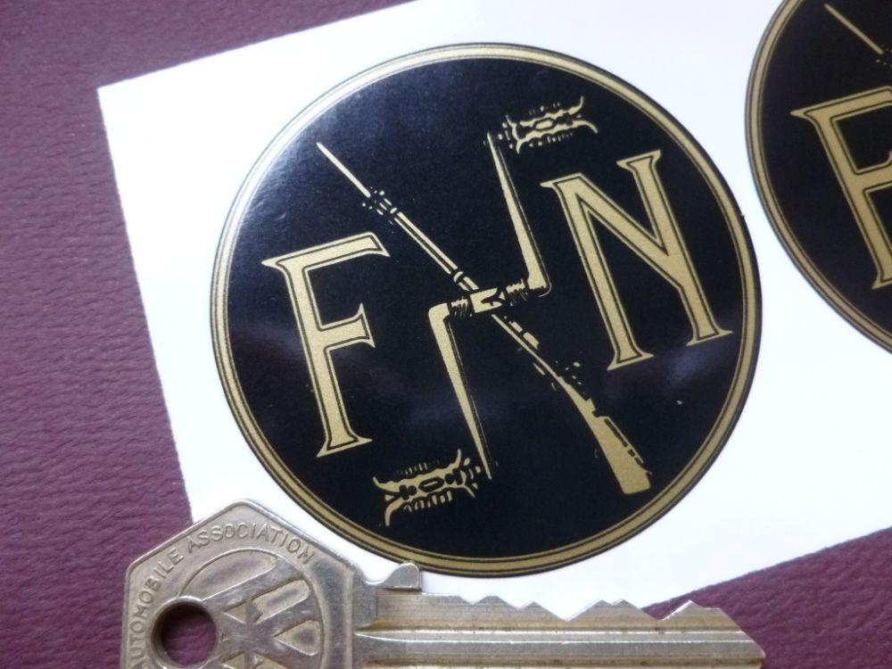 FN  Fabrique Nationale de Herstal stickers