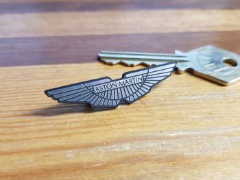 Aston Martin Logo Pin Badge.
