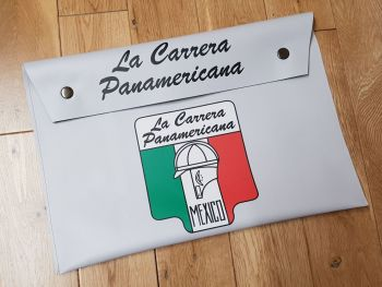 La Carrera Panamericana Document Holder Wallet 14.5""
