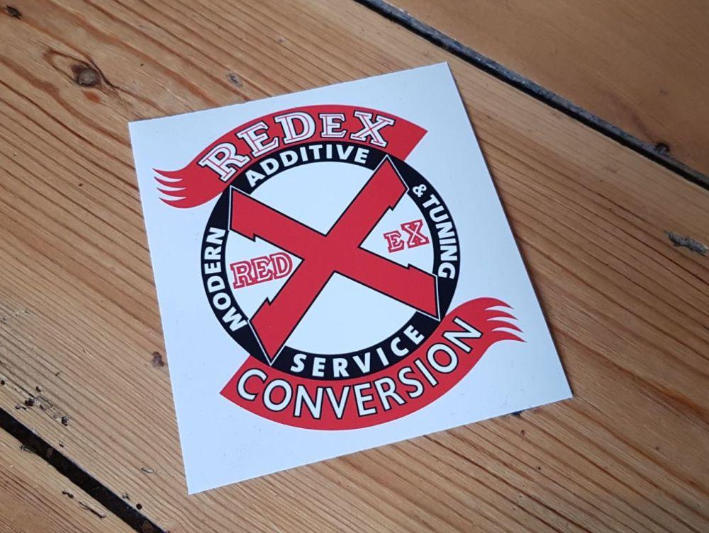 RedEx Conversion Sticker 4