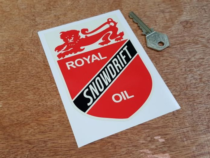 Royal Snowdrift Oil