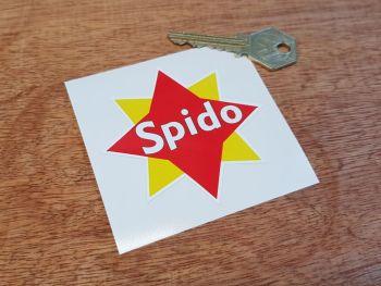 """Spido Logo Sticker  3"""""""