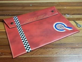 BMC Special Tuning Rosette Document Holder - A4