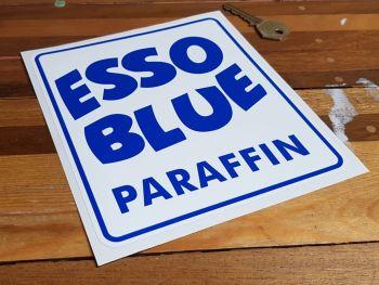 """Esso Blue Paraffin Sticker 7"""""""