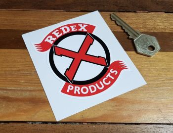 RedEx Products Sticker 85mm