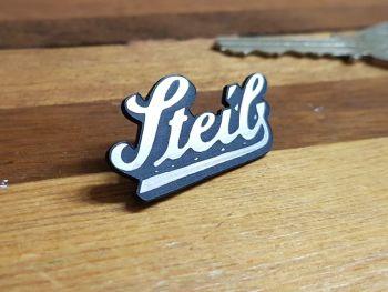 """Steib Logo Pin Badge 1.5"""""""