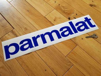 """Parmalat Cut Text Sticker 20"""""""