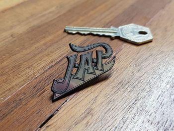 JAP Logo Pin Badge