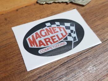 Magneti Marelli Competizione Coil Oval Sticker 60mm