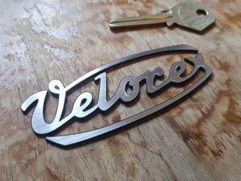 """Velorex Self Adhesive Car Badge 4"""""""