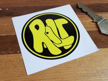 """Ralt Race Cars Logo Sticker 2.5"""""""