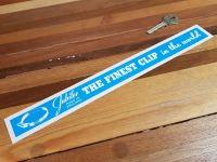 """Jubilee Clip Shelf Edge Sticker 12"""""""