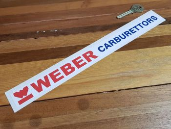 Weber Shelf Edge Sticker 12""