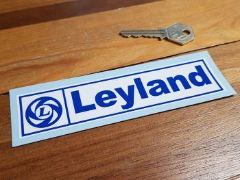 """British Leyland Car Sticker. 6""""."""