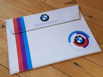 "BMW Document Holder Toolbag. 14.5"". Slight Second 111."