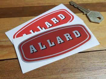 """Allard Stickers 4"""" Pair"""