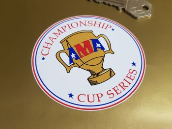 "AMA Championship Cup Series Sticker - 2.5"" or 3.5"""