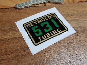 Reynolds 531 Tubing Sticker 38mm