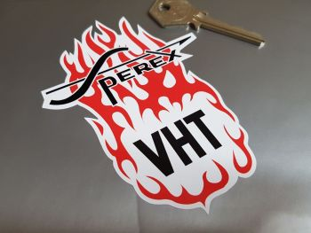 "VHT Sperex Shaped Stickers AC Shelby Cobra 5"" Pair"