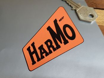 "HarMo Exhaust Silencer Sticker 3"""