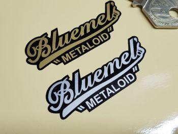 Bluemels Bluemel's Metaloid Stickers 60mm Pair