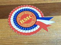 BMC Rosette Static Cling Sticker 4