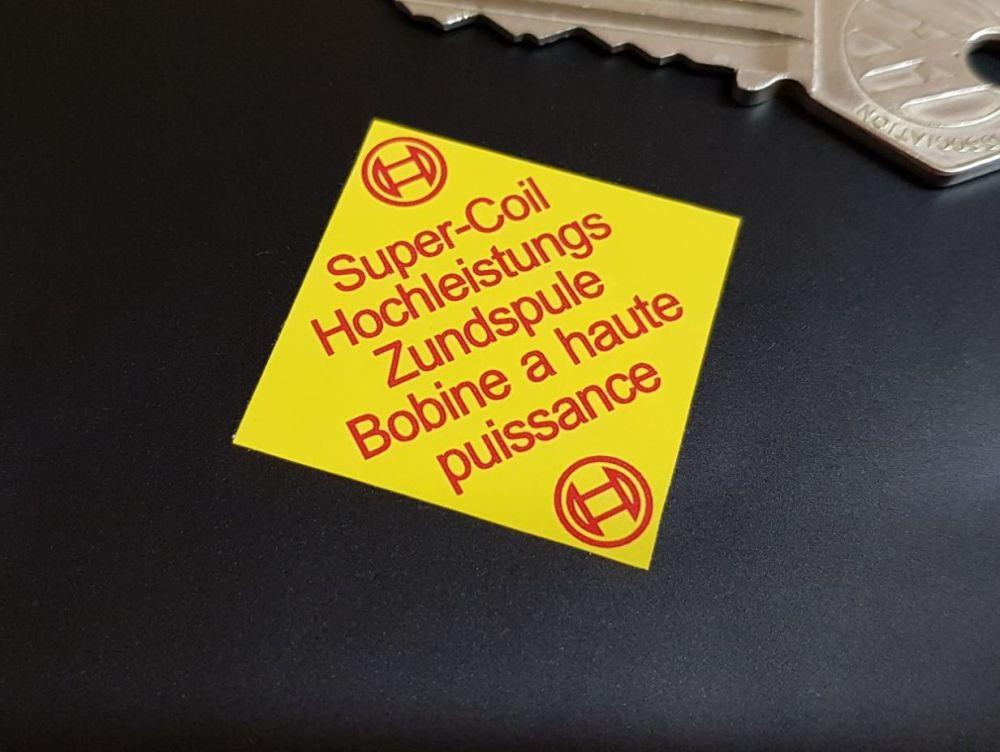 Bosch Super-Coil Hochleistungs Diamond Sticker. 2