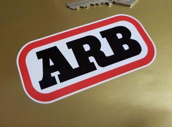 """ARB Stickers 4"""" Pair"""