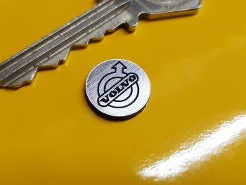 Volvo Circular Self Adhesive Car Badge 14mm