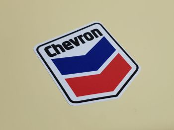 Chevron 'Patch Pocket' Style Stickers - Various Sizes