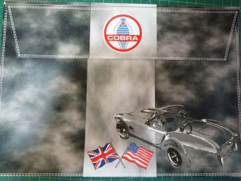 "COBRA Document Holder Folder Bag - 10X7"" - Slight Second"