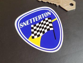"Snetterton Circuit Sticker 2.5"""