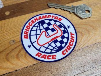 "Bridgehampton Race Circuit New York Car Body or Window Sticker 2.75"""